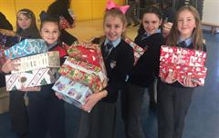 Christmas Shoebox Appeal 2017 - A huge thank you for your support!