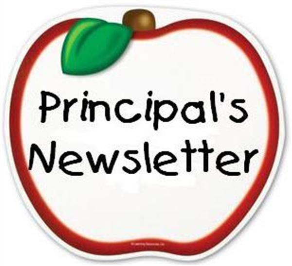 Principal's April Newsletter To Parents 2018