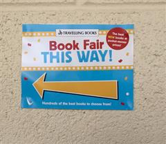 Book Fair: 25th September to 1st October 2018