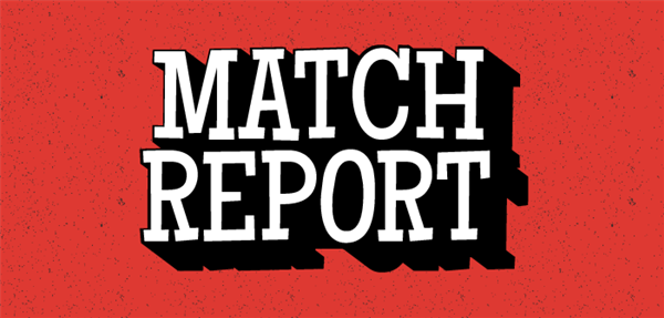 Match Report: Senior Boys Team
