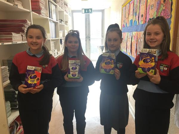 6 sentence Gaeilge story competition winners!