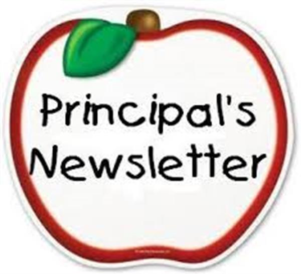 Letter from The Principal May 2019
