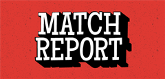 Match Report: Senior Boys Team