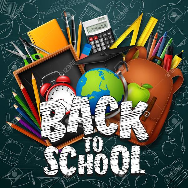 Back to School September 2nd 2019