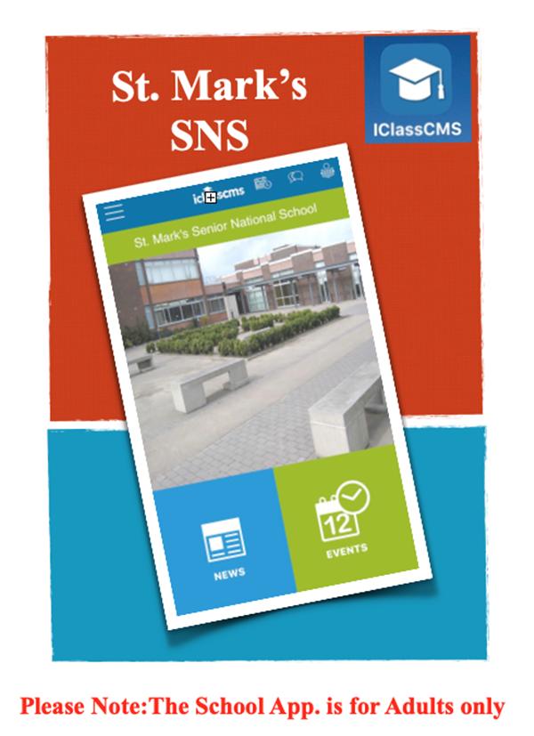 St. Mark's School App
