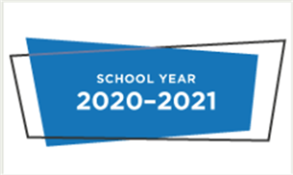 Annual School Calendar 2020 - 2021