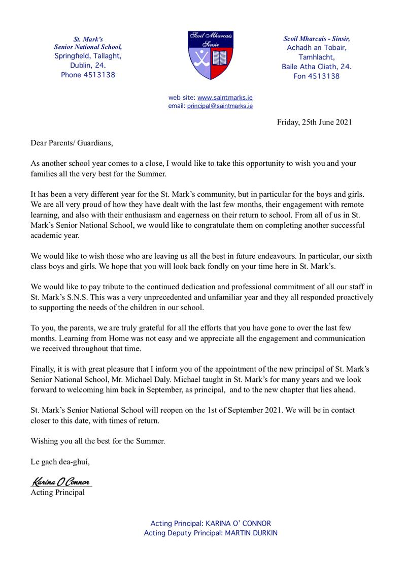 End of Year Letter for Parents.jpg